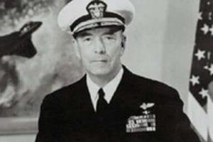 Arthur W Radford